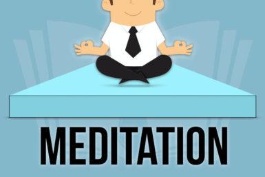 Meditation: Einfach gute Gedanken tanken