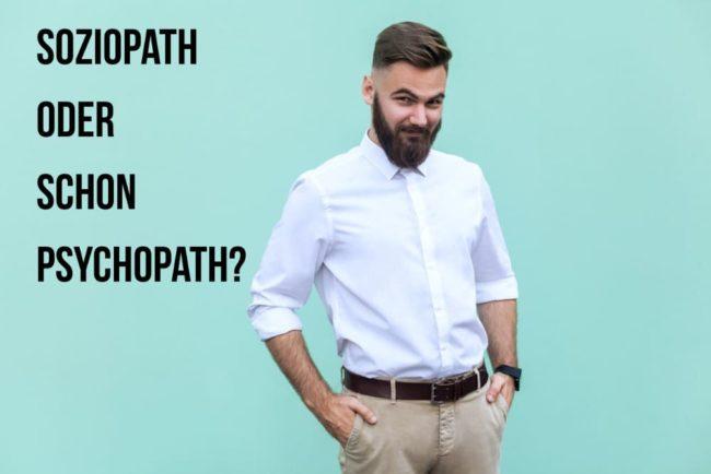 Soziopath: 8 Anzeichen, dass Sie mit einem zusammenarbeiten