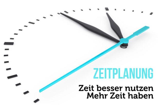 Zeitplanung: So gewinnen Sie mehr Zeit am Tag