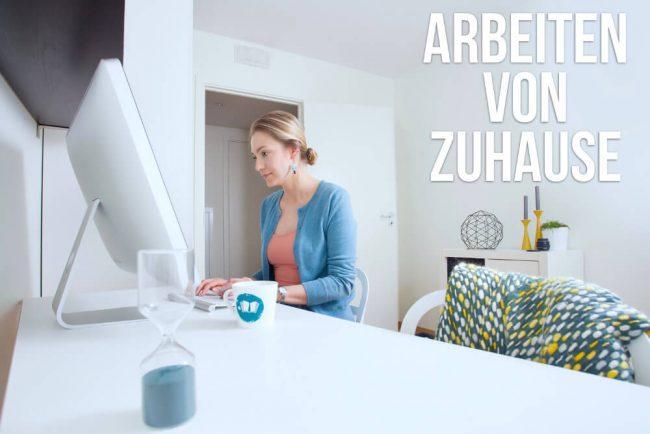 Arbeiten von zuhause: Berufe, Vor- und Nachteile, FAQ