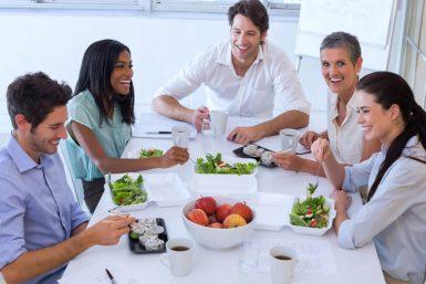Kantinenessen: So essen Sie gesund und lecker