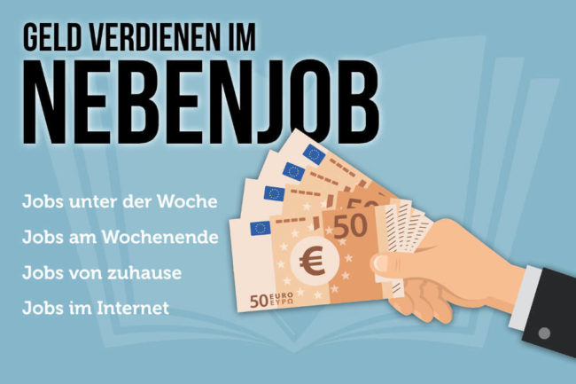 Gut bezahlte nebenjobs berlin