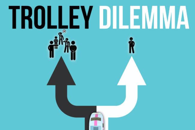 Trolley-Dilemma: Hineinversetzen macht hilfsbereiter