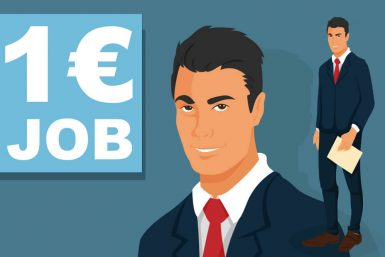 Brückenjob: Arbeitsgelegenheit für den Übergang