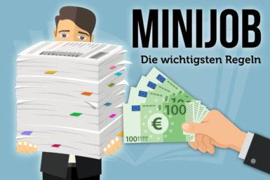 Minijob: Definition, Regelungen, Tipps