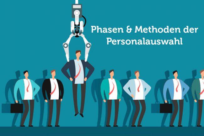 Personalauswahlverfahren: Ziele, Ablauf, Methoden