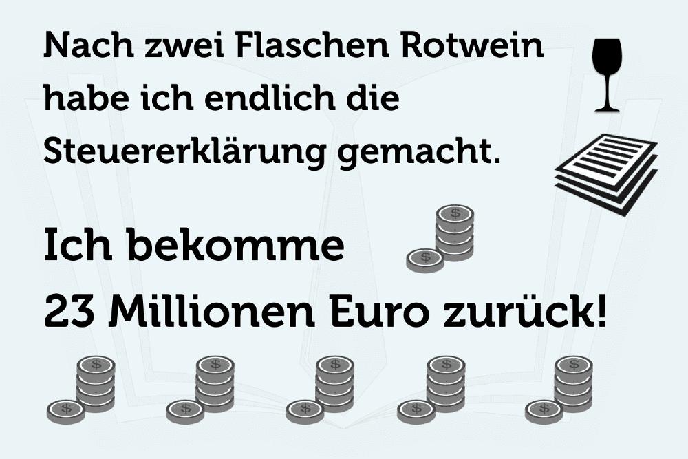 Steuererklärung Bis Zu 1000 Euro Sparen Karrierebibelde