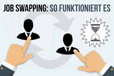 Swapping: Positive Effekte für den Job