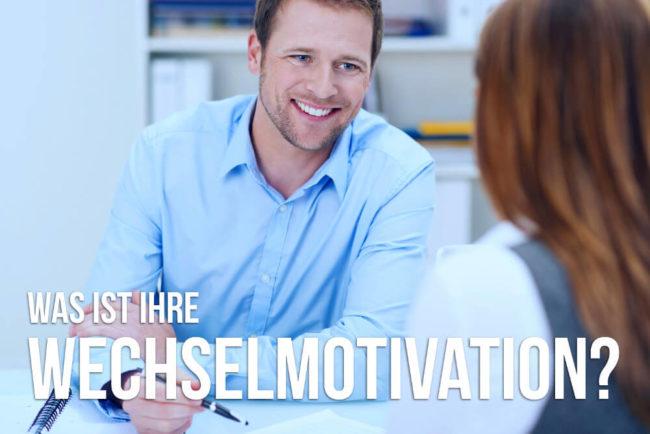 Wechselmotivation: Gründe für den neuen Job