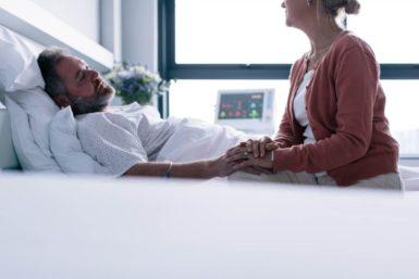 Angehörige pflegen: Tipps für die Auszeit