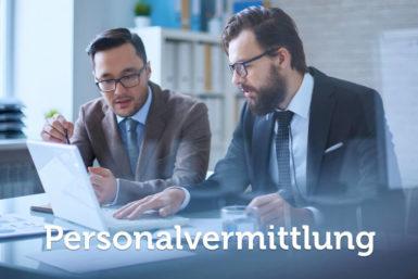 Personalvermittlung: Der direkte Weg zum Job?