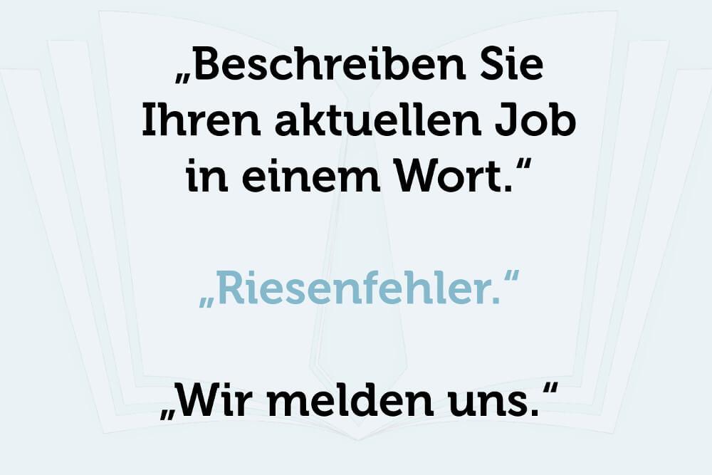 Wir Melden Uns Beschreiben Job