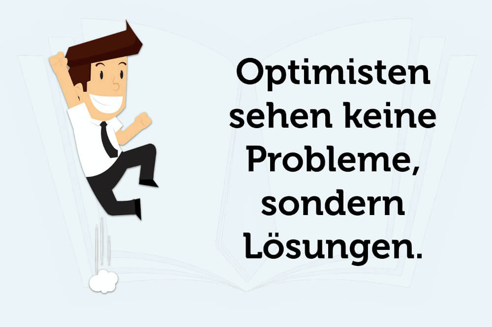 Erfolgseigenschaften Optimismus