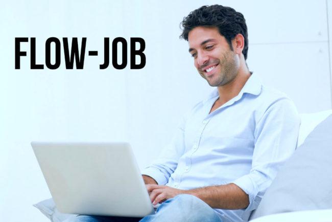 Flow-Job: Haben Sie Ihren Traumjob schon?