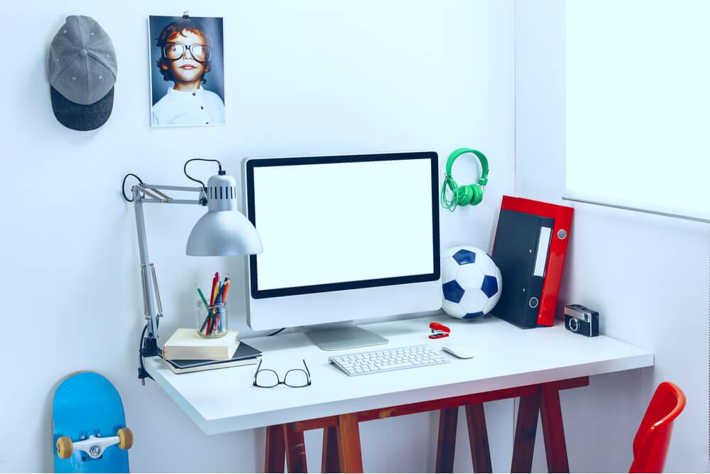 Schreibtisch Typen Repraesentantenplatte