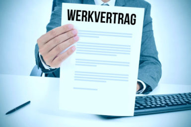 Werkvertrag: Definition, Abgrenzung, FAQ