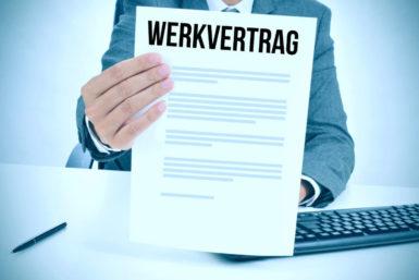 Werkvertrag: Definition, Abgrenzung, FAQ
