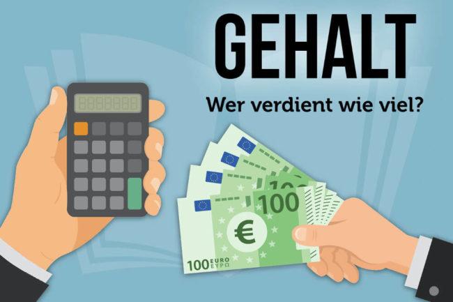 Gehalt: Antworten auf die häufigsten Fragen