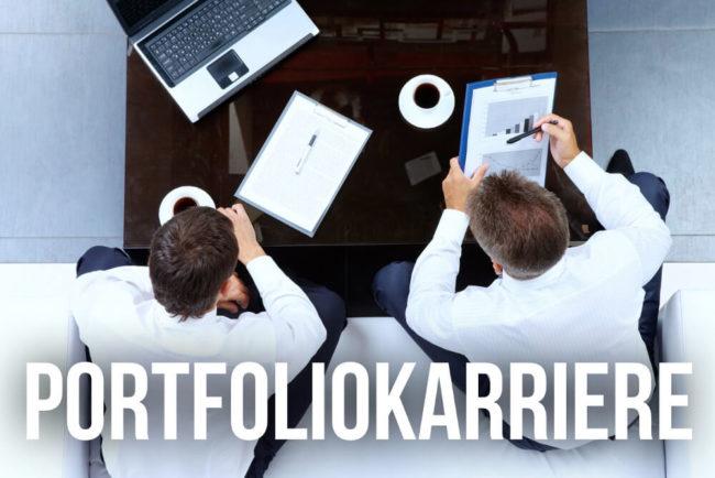 Portfoliokarriere: Kombination verschiedener Jobs