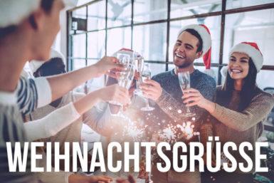 Weihnachtsgrüße: Richtig frohe Weihnachten wünschen
