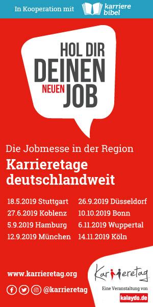 Karrieretag Banner 2019
