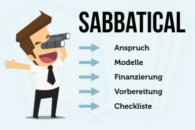 Sabbatical: Modelle, Finanzierung und Tipps