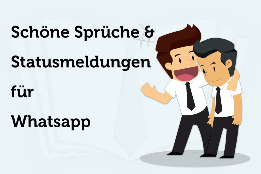 Schoene Sprueche Fuer Whatsapp Grafik