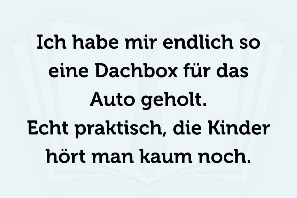 Schwarzer Humor Spruchbild10