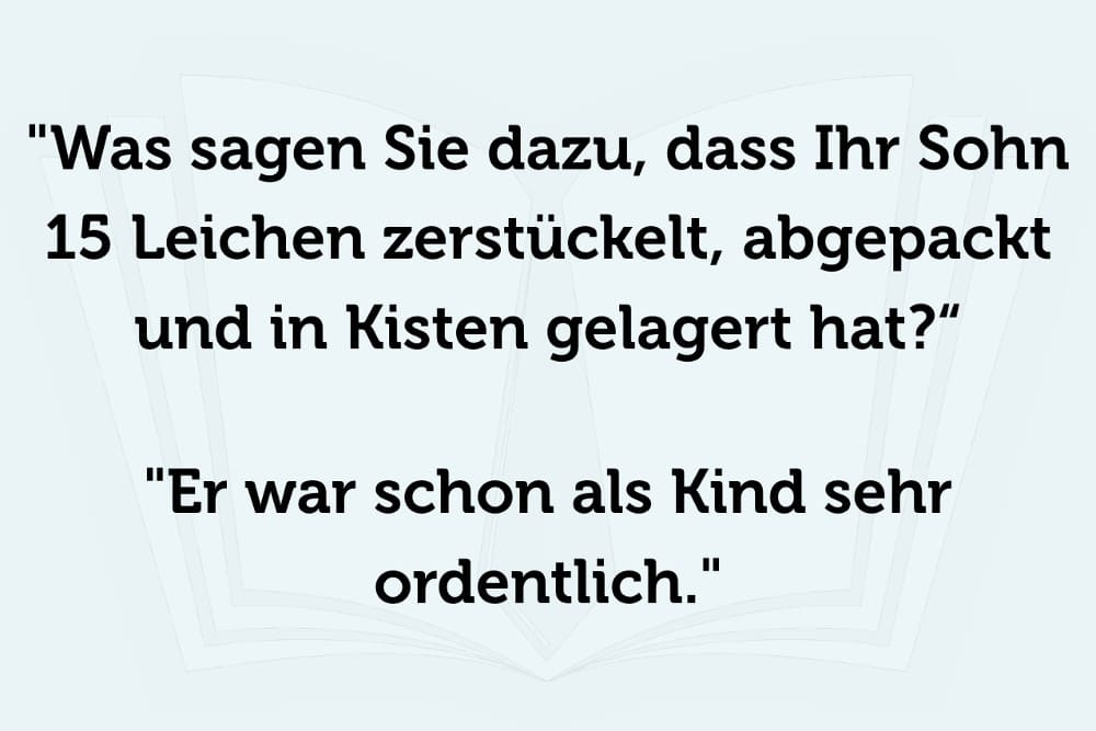 Schwarzer Humor Spruchbild2