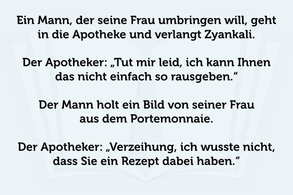 Schwarzer Humor Spruchbild3