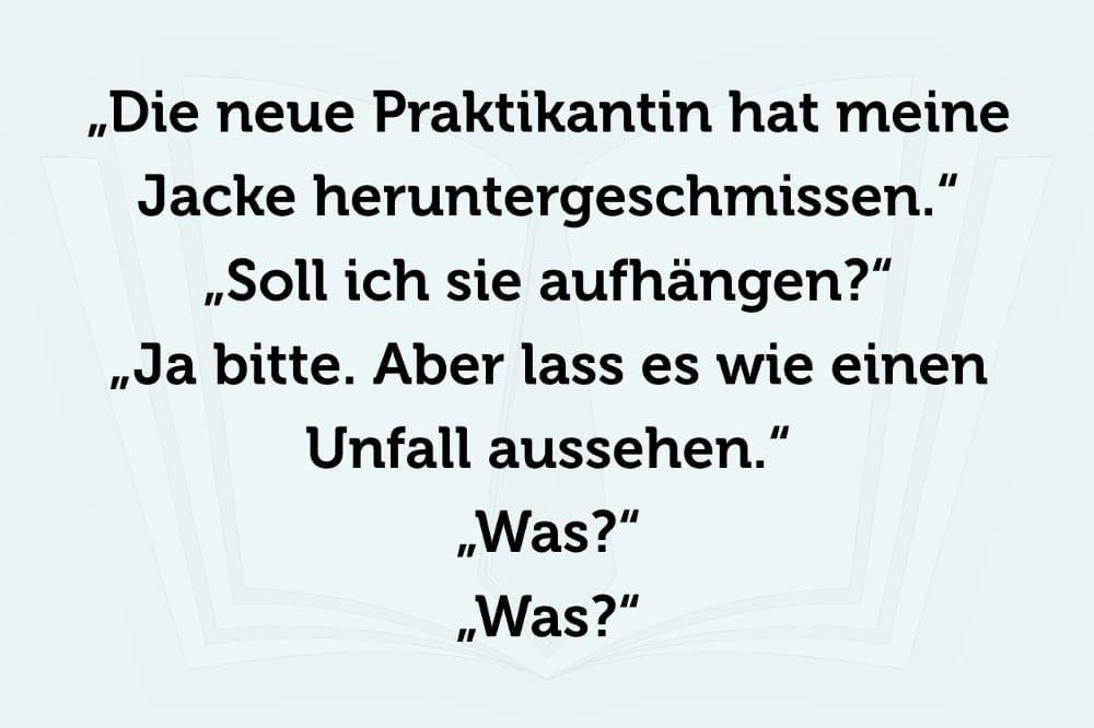 Schwarzer Humor Spruchbild6