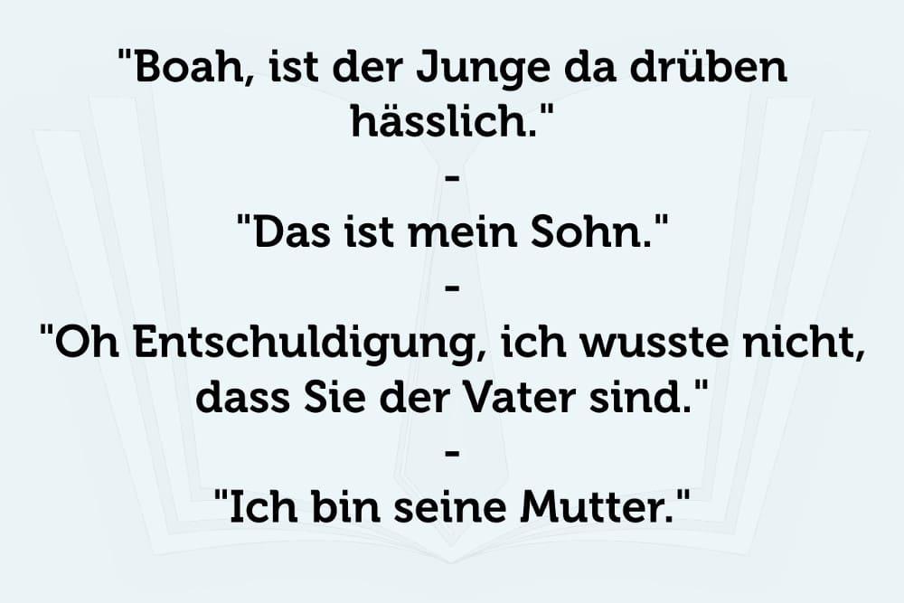 Schwarzer Humor Spruchbild9