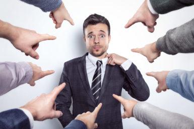 Sündenbock: So vermeiden Sie, einer zu werden