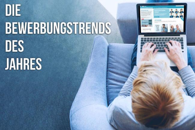 Bewerbung 2019 Trends Des Jahres Karrierebibelde