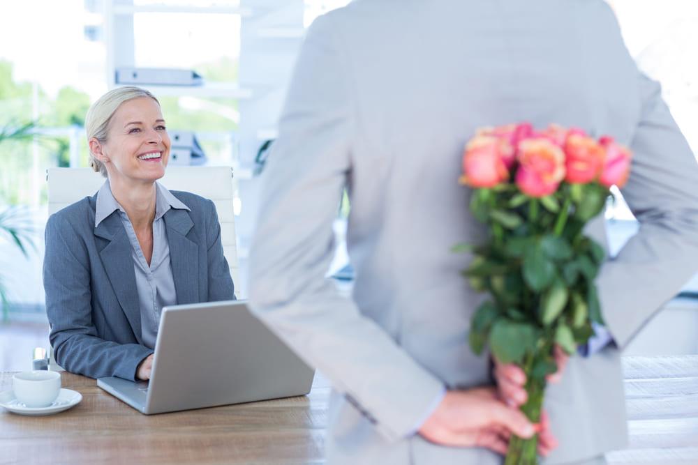 Blumen Schenken Die Bedeutung Der Farben Karrierebibel De