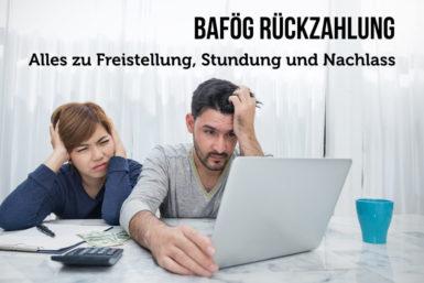Bafög Rückzahlung: Wie läuft das?