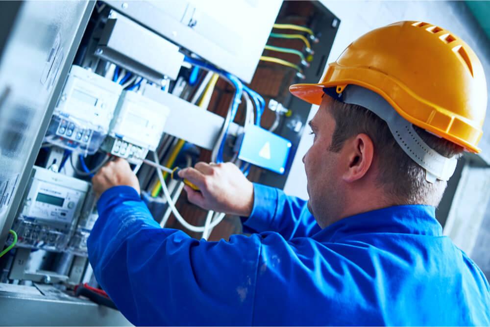 Elektriker Berufsbild