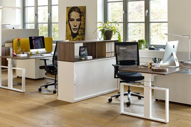 Zufriedener arbeiten im Feel Good Büro