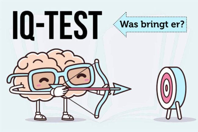 iq-test kostenlos mit auswertung