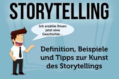 Storytelling: Die Kunst, Geschichten zu erzählen
