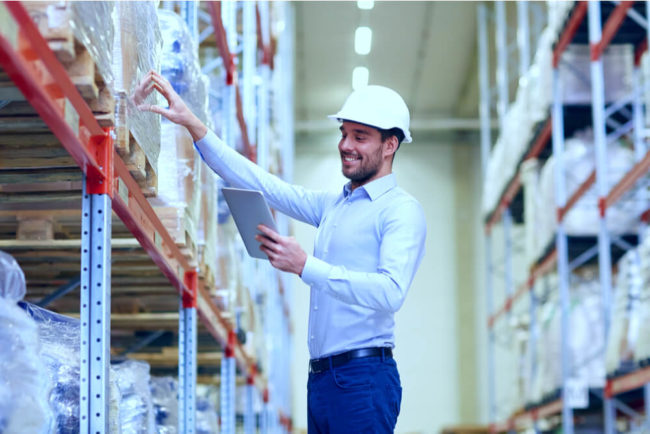 Logistiker: Ausbildung, Gehalt, Karriere, Bewerbung