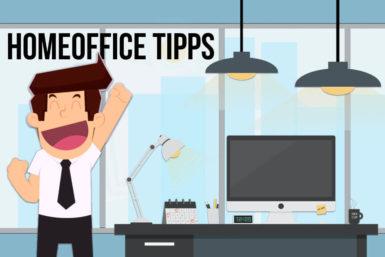 Homeoffice: Regelung, Vorteile, 50 Tipps