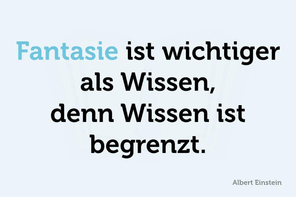 Fantasie-befluegeln-Kreativitaet-Spruch-Zitat-Einstein