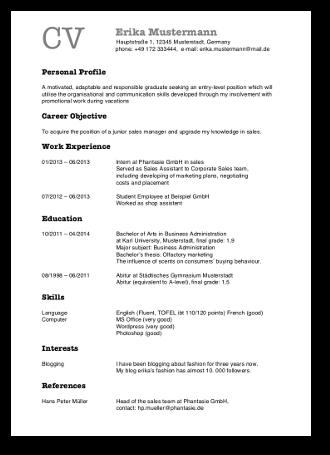 Bewerbungsschreiben Initiativbewerbung Muster Cover