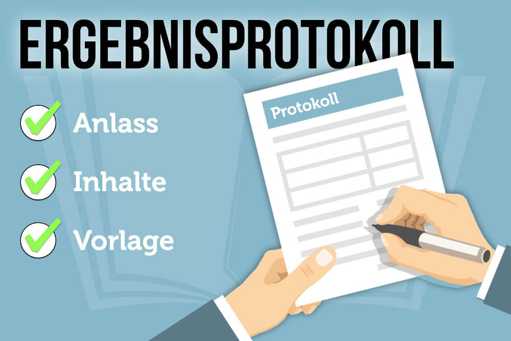Protokoll Vorlage Ergebnisprotokoll Gratis 13