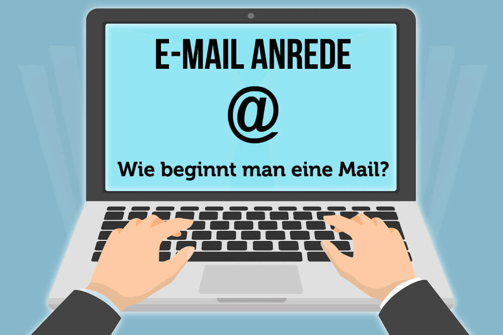 Auf schreiben englisch mail e Datum Englisch: