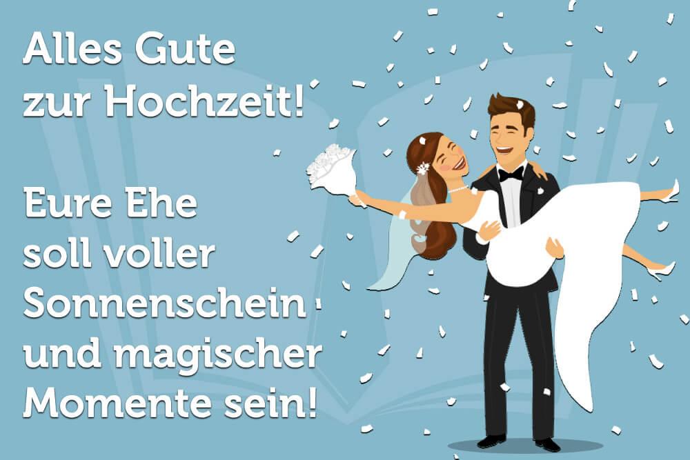 Gästebuch lustig hochzeitswünsche Lustige Hochzeitswuensche