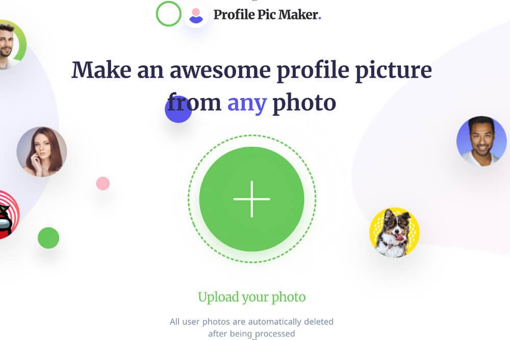 Profilbild maker