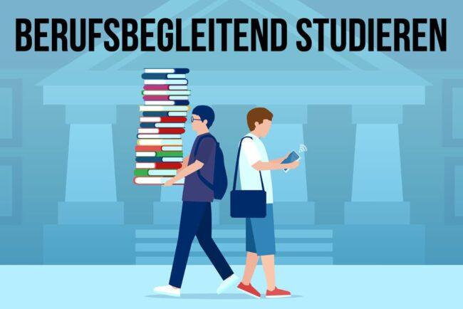Berufsbegleitend studieren: Formen, Voraussetzungen, Finanzierung
