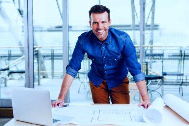 Beruf Architekt: Studium, Gehalt, Karriere, Bewerbung
